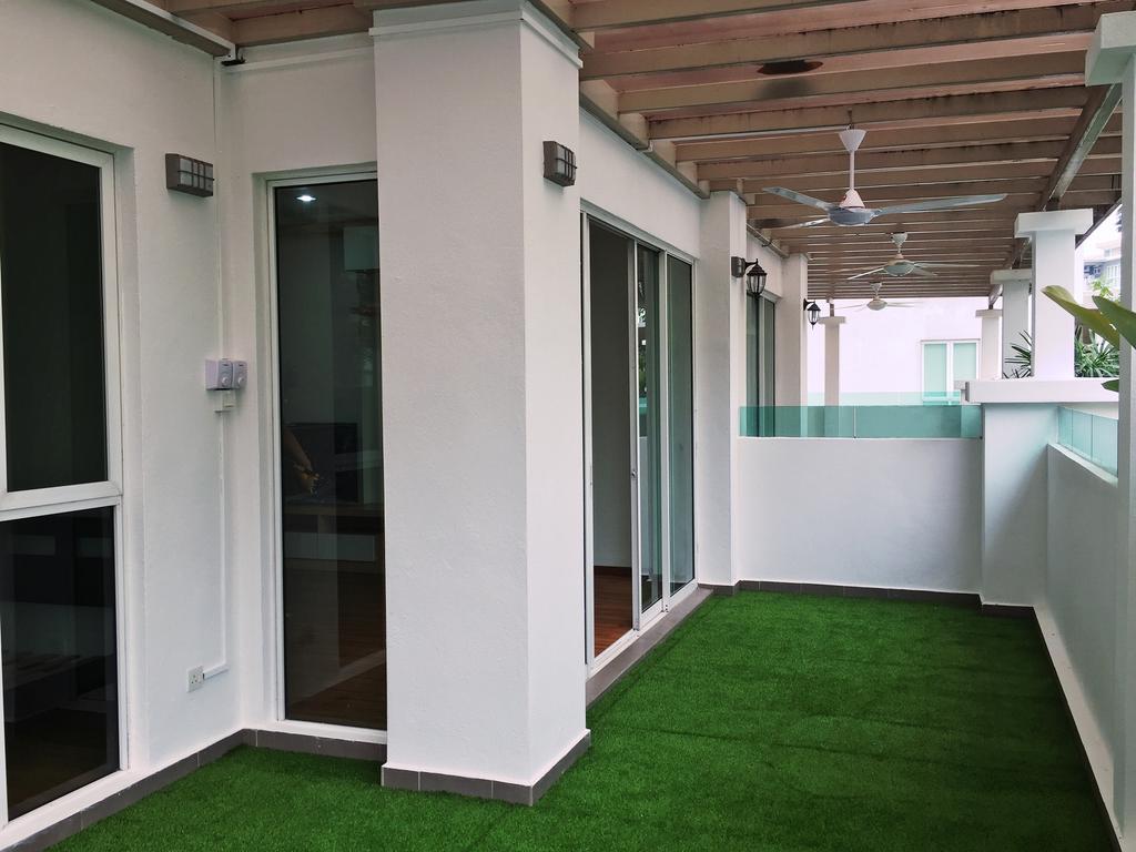 Transitional, Condo, Parkhomes, Subang, Interior Designer, DesignLah, Minimalistic, Flora, Jar, Plant, Potted Plant, Pottery, Vase