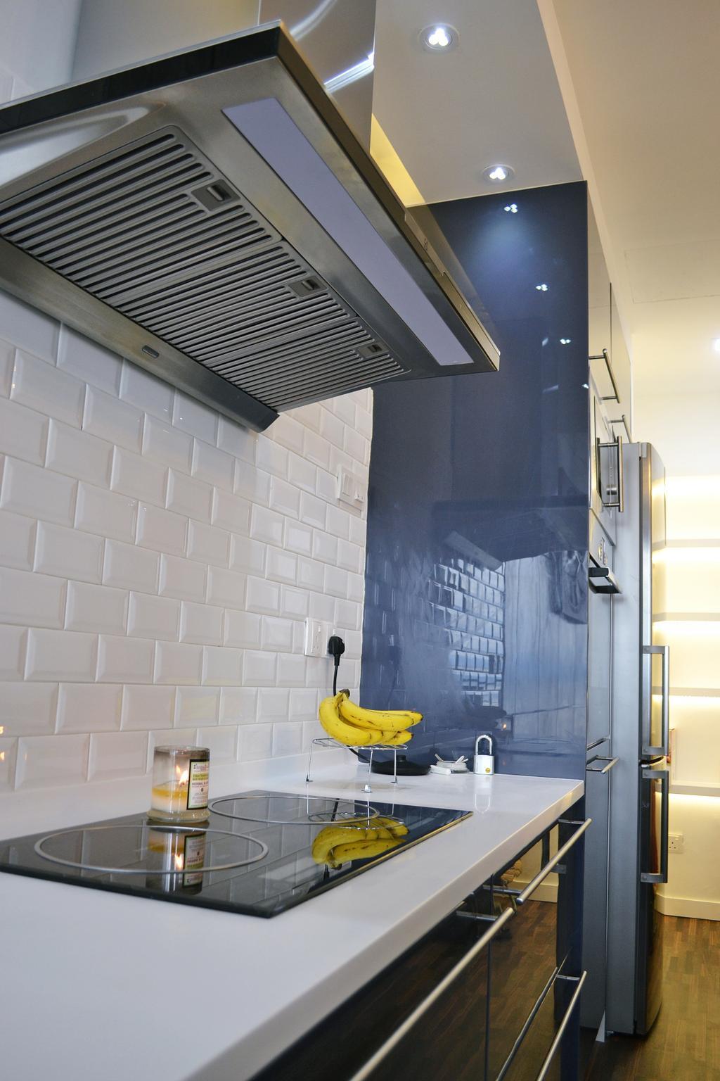 Contemporary, Condo, Twin Arks, Bukit Jalil, Interior Designer, DesignLah, Tile