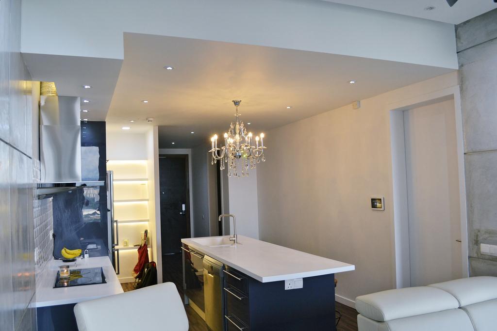 Contemporary, Condo, Twin Arks, Bukit Jalil, Interior Designer, DesignLah, Bathroom, Indoors, Interior Design, Room