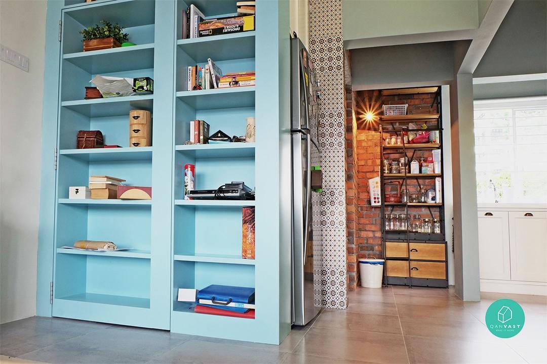 Cost Saving Interior Designs Renovation Ideas