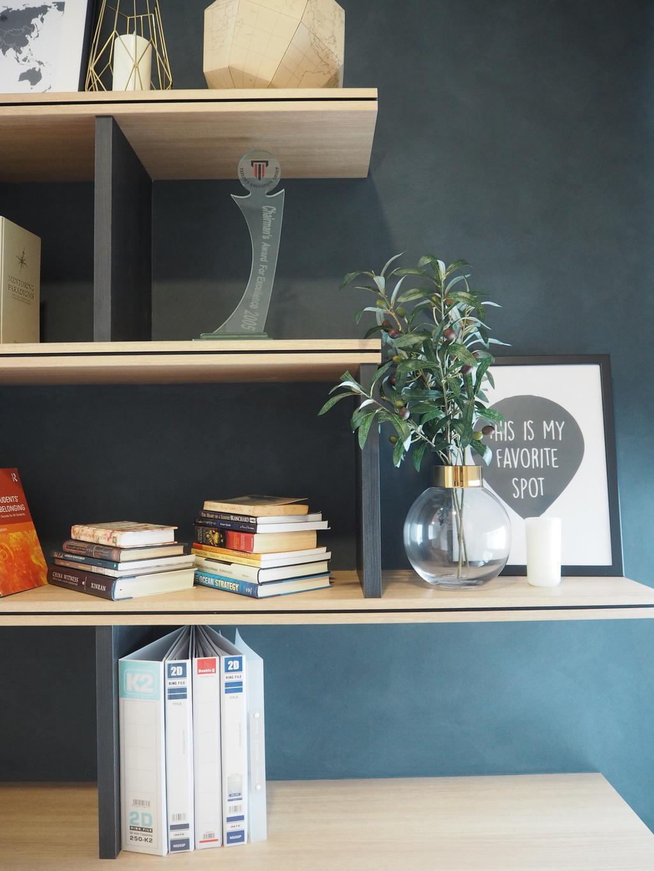 Contemporary, Landed, Cheras, Interior Designer, Meridian Interior Design, Minimalist, Flora, Jar, Plant, Potted Plant, Pottery, Vase