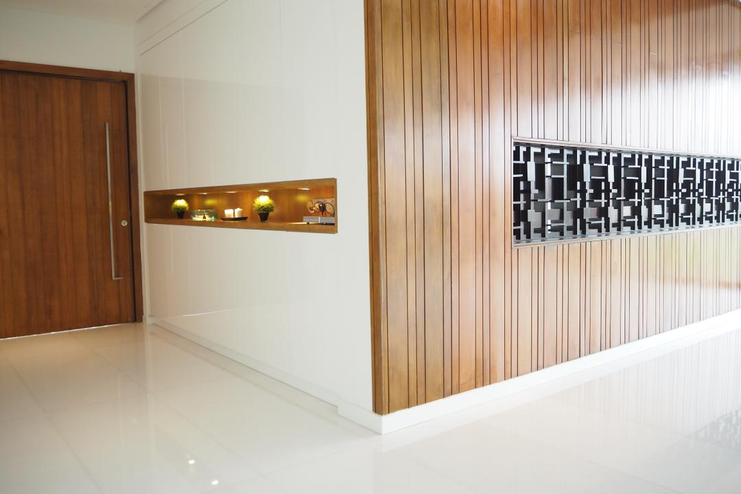 Bangsar, Meridian Interior Design, Contemporary, Landed, Indoors, Interior Design, Hardwood, Wood