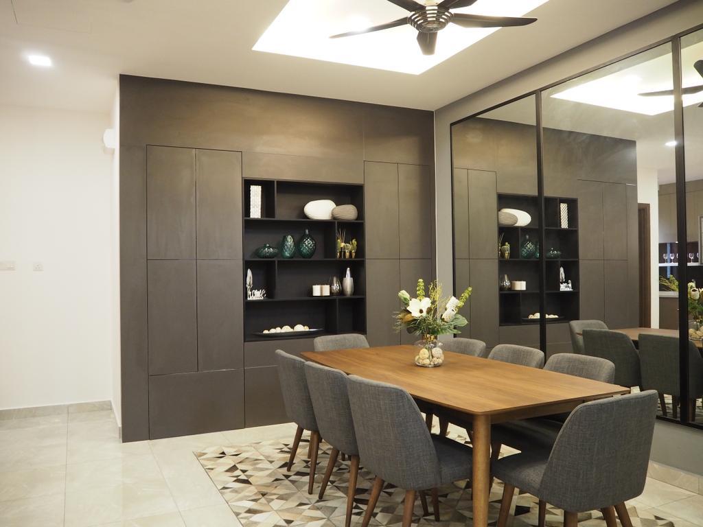 Dining Room Interior Design Malaysia Interior Design Ideas