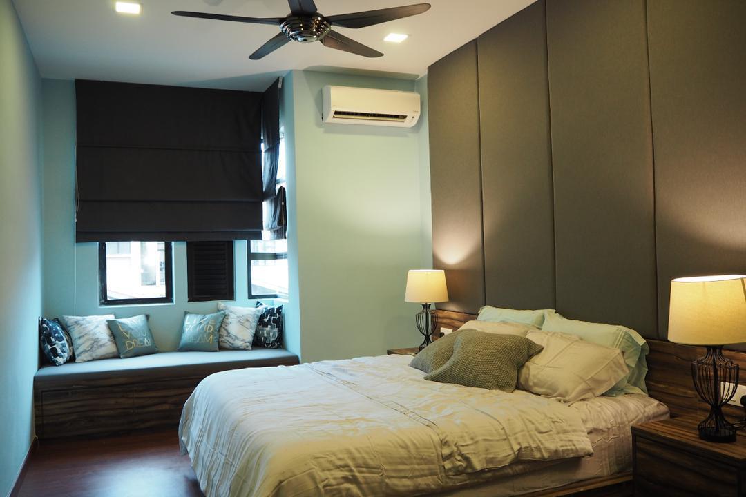 Ampang by Meridian Interior Design