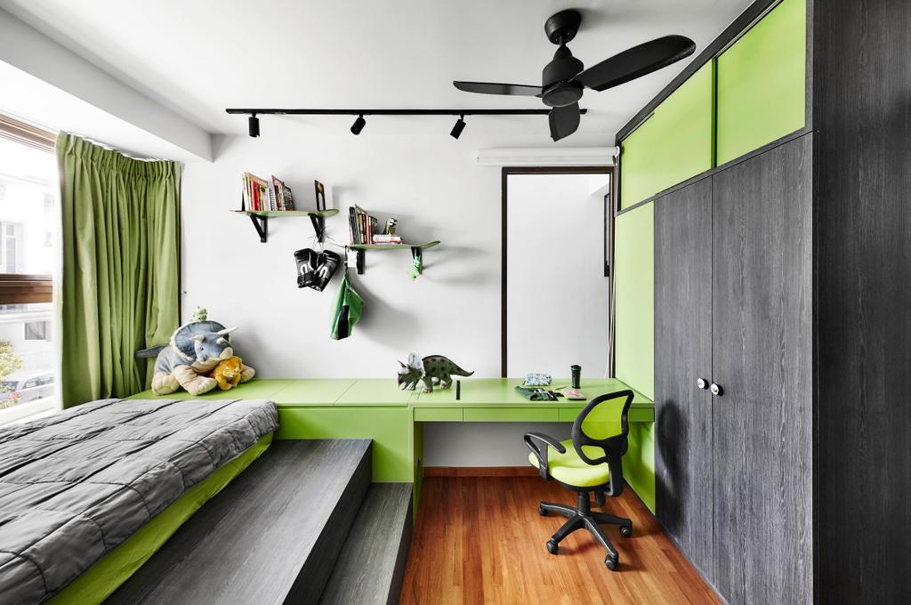 Minimalistic, Landed, Springside View, Interior Designer, Third Avenue Studio, Modern, Propeller, Collage, Poster