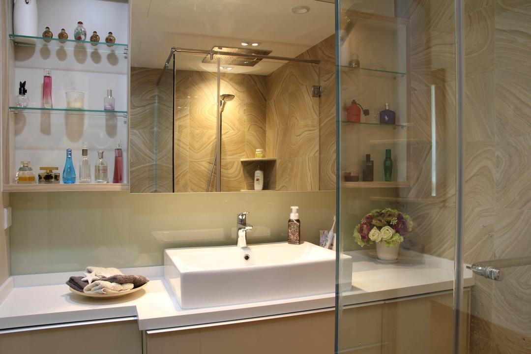 Bathroom Shelves Interior Design Singapore Interior Design Ideas