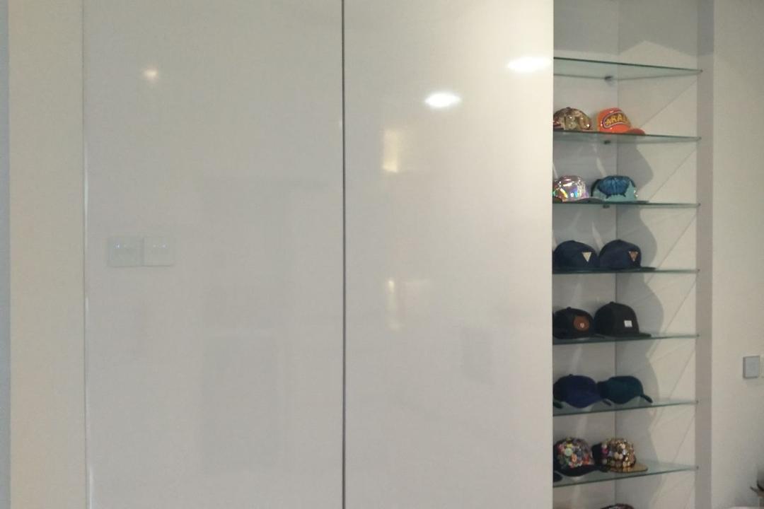 Viz Holland, Granvision D'sign, Minimalistic, Condo, Closet, Cupboard, Furniture