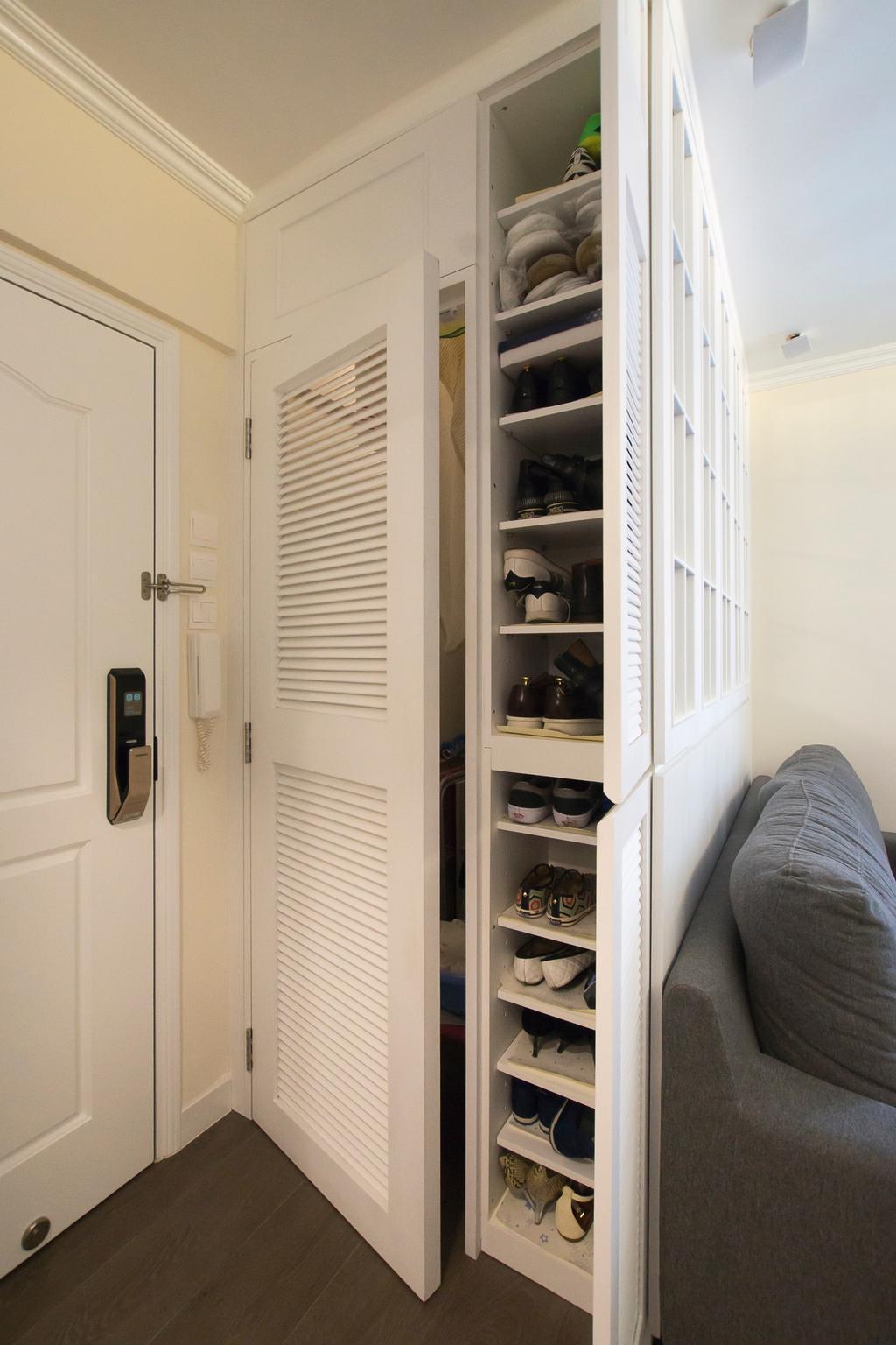 私家樓, 又一居, 室內設計師, 雨田創建