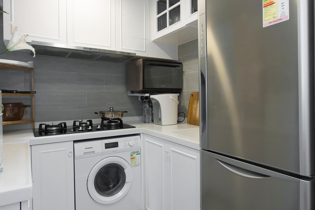 又一居, 雨田創建, 私家樓, Appliance, Electrical Device, Fridge, Refrigerator, Microwave, Oven