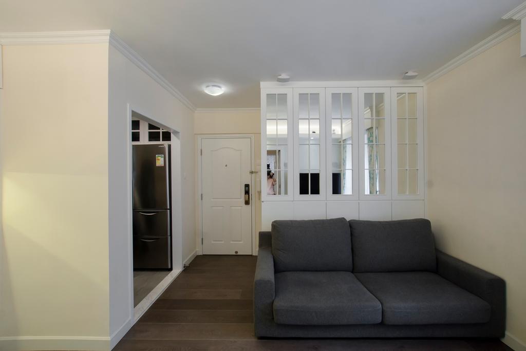 私家樓, 又一居, 室內設計師, 雨田創建, Couch, Furniture, Indoors, Interior Design