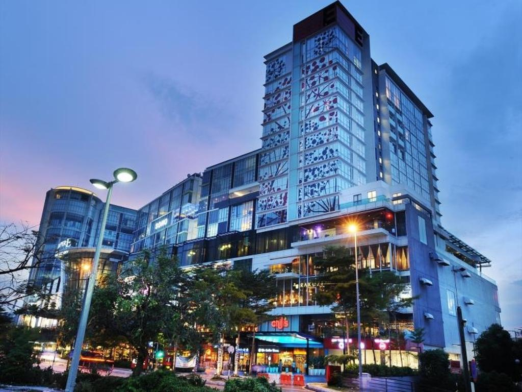 Empire Hotel (Subang), Commercial, Interior Designer, Icon Factory, Contemporary, Architecture, Building, City, Downtown, Plaza, Town, Town Square, Urban
