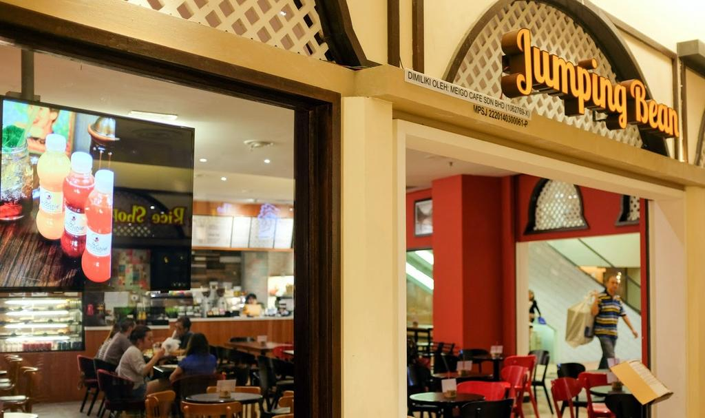 Jumping Beans, Commercial, Interior Designer, Icon Factory, Contemporary, Cafe, Restaurant
