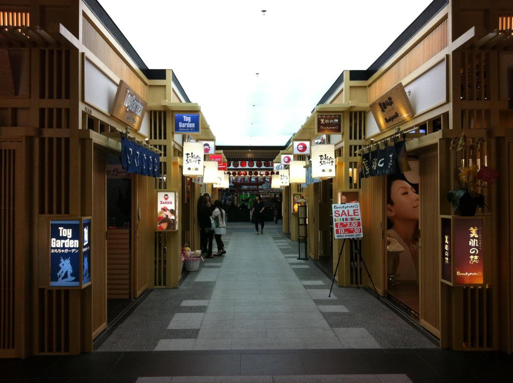 Tokyo Street @ Pavilion KL, Commercial, Interior Designer, Icon Factory, Traditional, Path