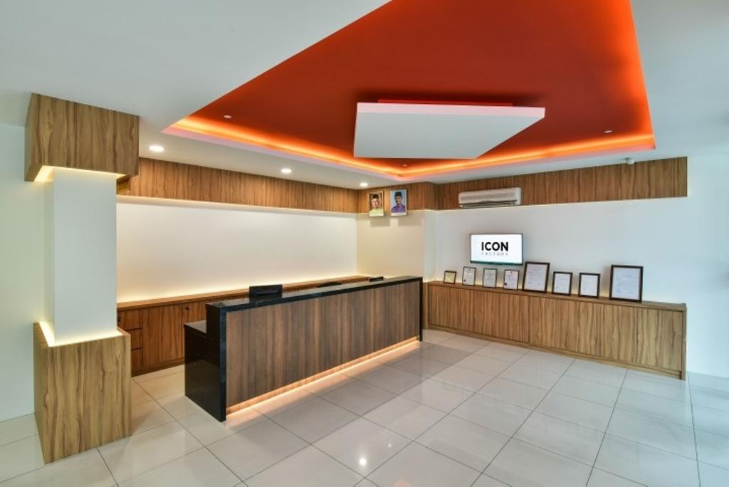 Century Total Logistics (Klang), Commercial, Interior Designer, Icon Factory, Contemporary, Flooring