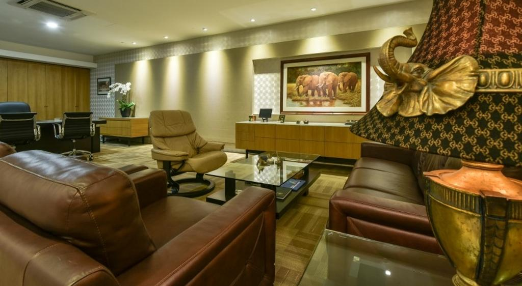 Century Total Logistics (Klang), Commercial, Interior Designer, Icon Factory, Contemporary, Couch, Furniture, Bowl, Chair, Indoors, Room