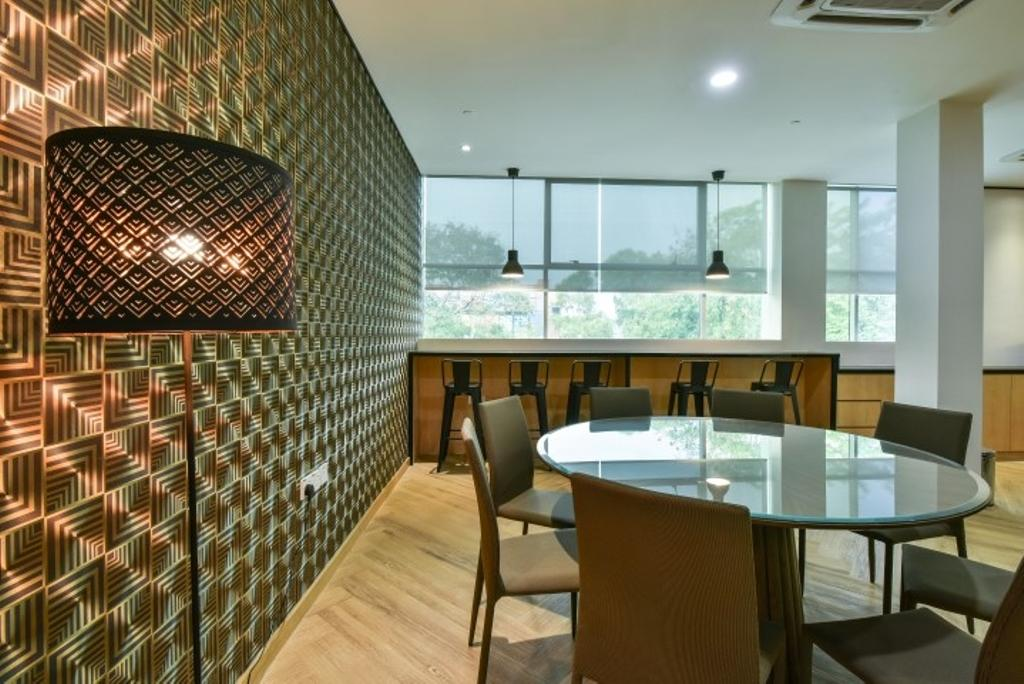 Century Total Logistics (Klang), Commercial, Interior Designer, Icon Factory, Contemporary, Chair, Furniture, Dining Table, Table, Dining Room, Indoors, Interior Design, Room