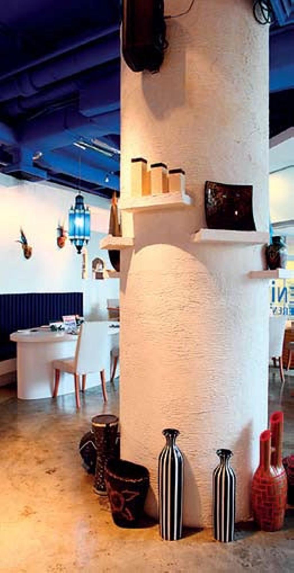 Serenity Restaurant Vivo City, Commercial, Interior Designer, Inside Story, Eclectic