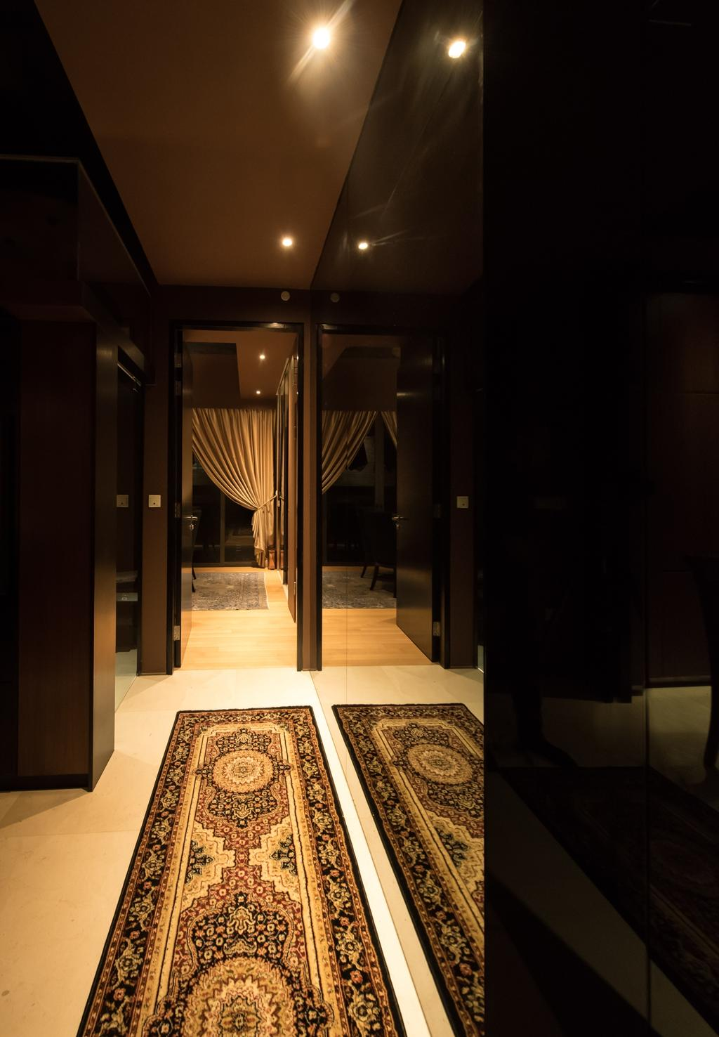 Condo, The Cape, Interior Designer, Fatema Design Studio