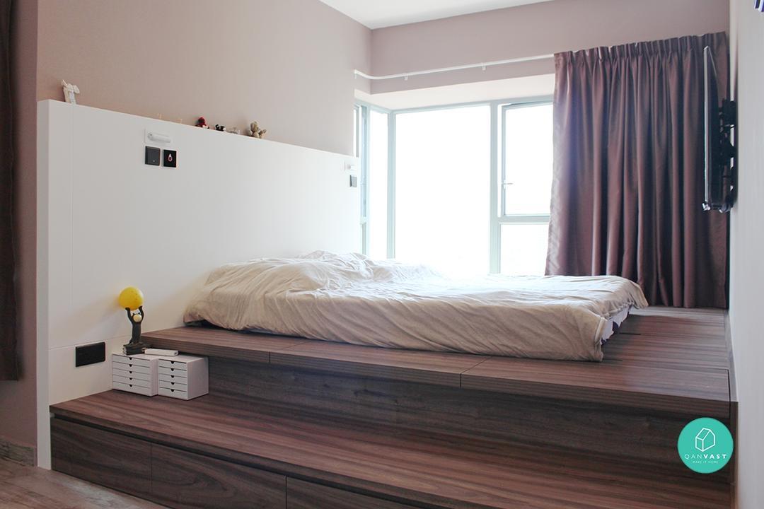 讓蝸居延續蜜月感覺:六個新婚家居設計技巧