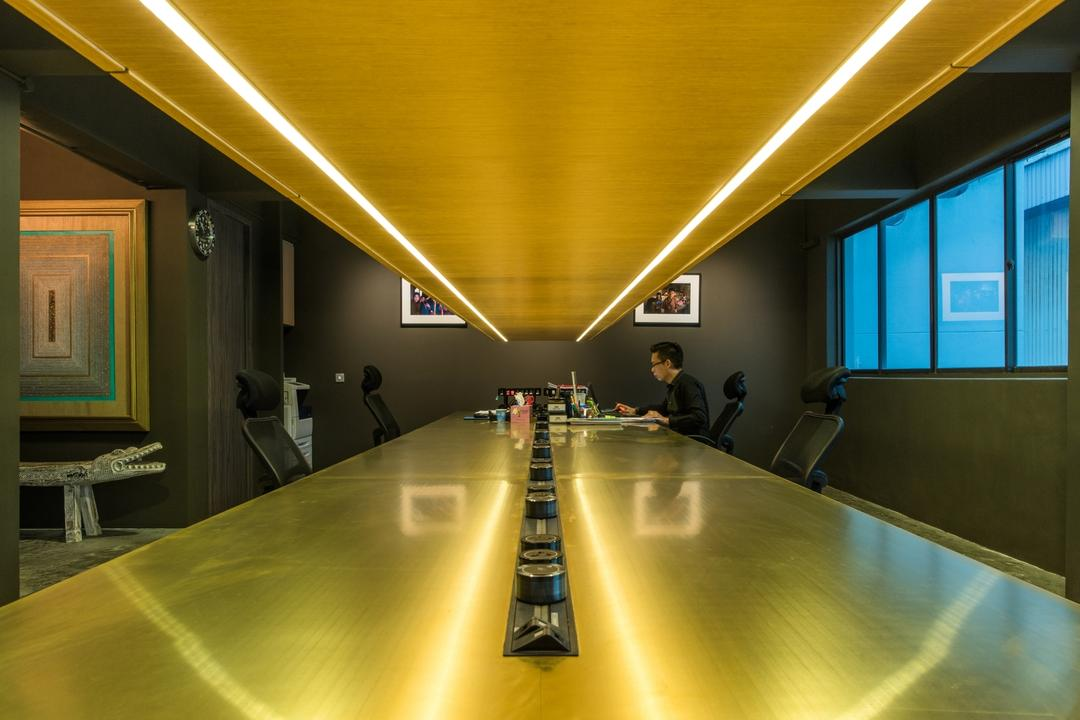 Shunzhou Group, 7 Interior Architecture, Industrial, Contemporary, Commercial, Machine, Ramp, Molding, Conference Room, Indoors, Meeting Room, Room