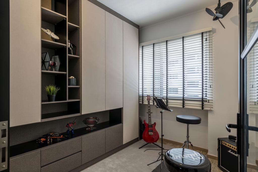Modern, HDB, Pipit Road, Interior Designer, Meter Square