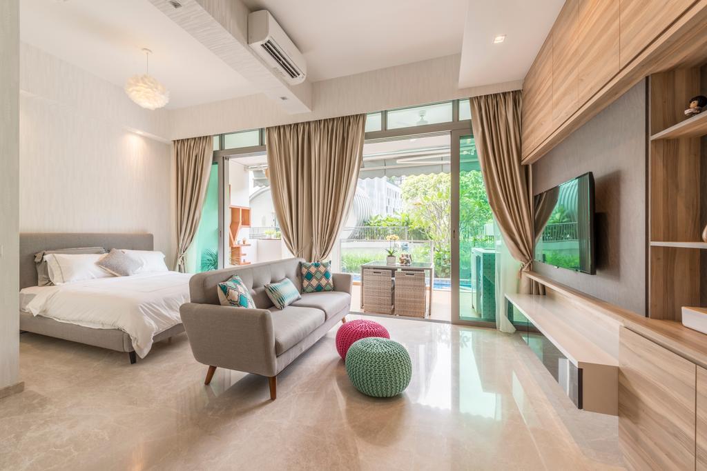 Scandinavian, Condo, Living Room, Kingsford Hillview Peak, Interior Designer, Meter Square, Flooring, Indoors, Interior Design