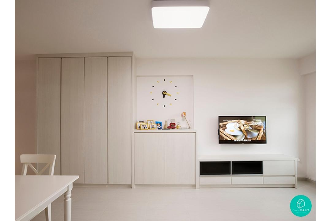 Living Room-TV-console