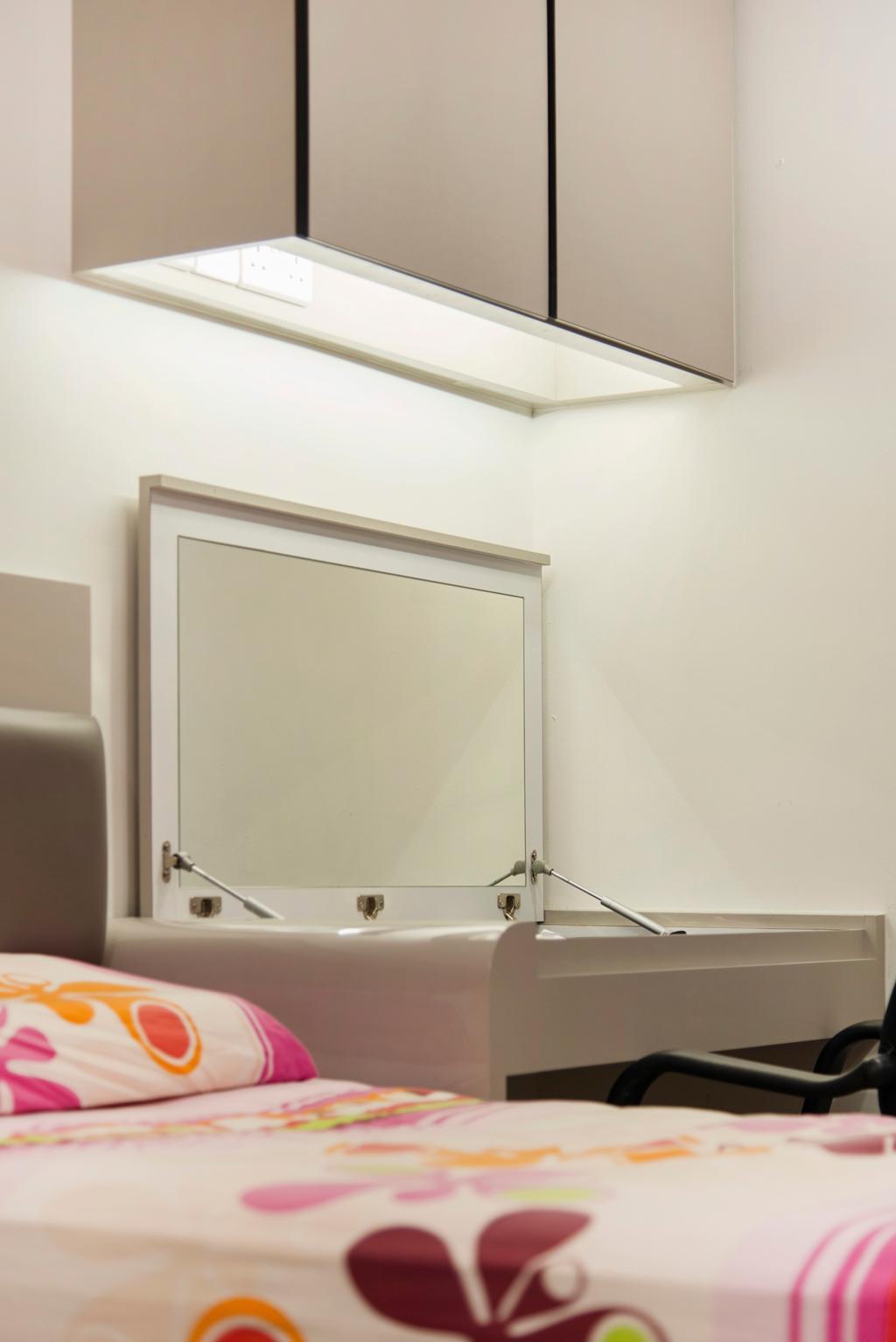 Scandinavian, HDB, Bedroom, Choa Chu Kang, Interior Designer, Cozy Ideas Interior Design