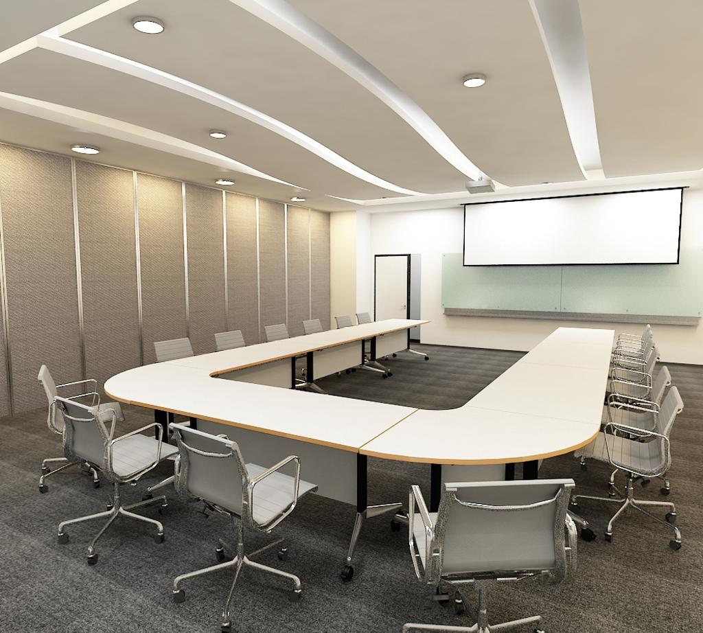 Marine Industry, Commercial, Interior Designer, WILSIN, Contemporary, Chair, Furniture, Conference Room, Indoors, Meeting Room, Room, Dining Table, Table
