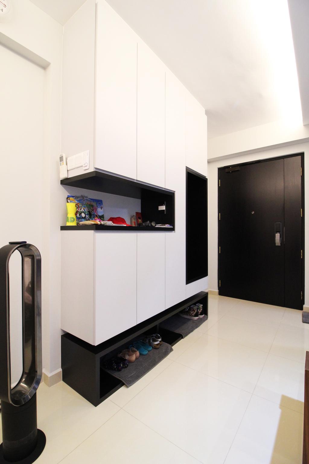 HDB, Punggol Drive, Interior Designer, Aestherior, Electronics, Entertainment Center