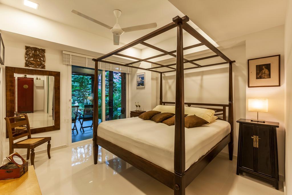 Traditional, Landed, Bedroom, Loyang Valley, Interior Designer, The Interior Lab, Bed, Furniture