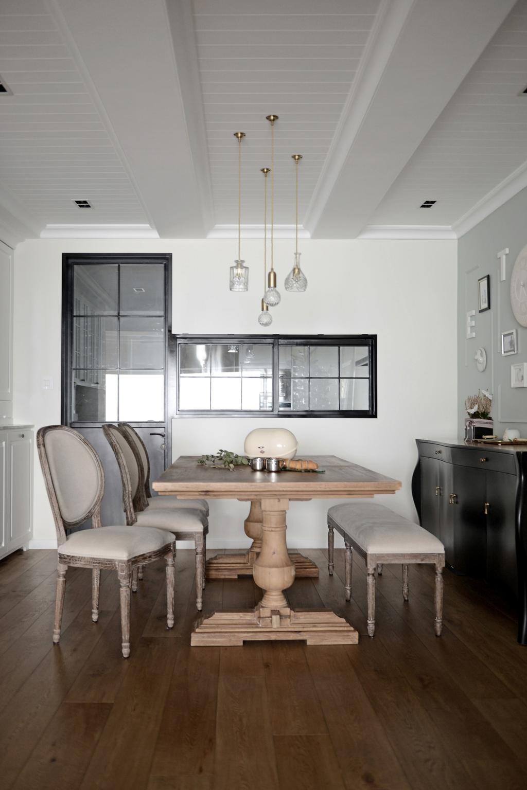 北歐, 私家樓, 飯廳, 舂坎角, 室內設計師, hoo, 工業, Chair, Furniture, Indoors, Interior Design, Room