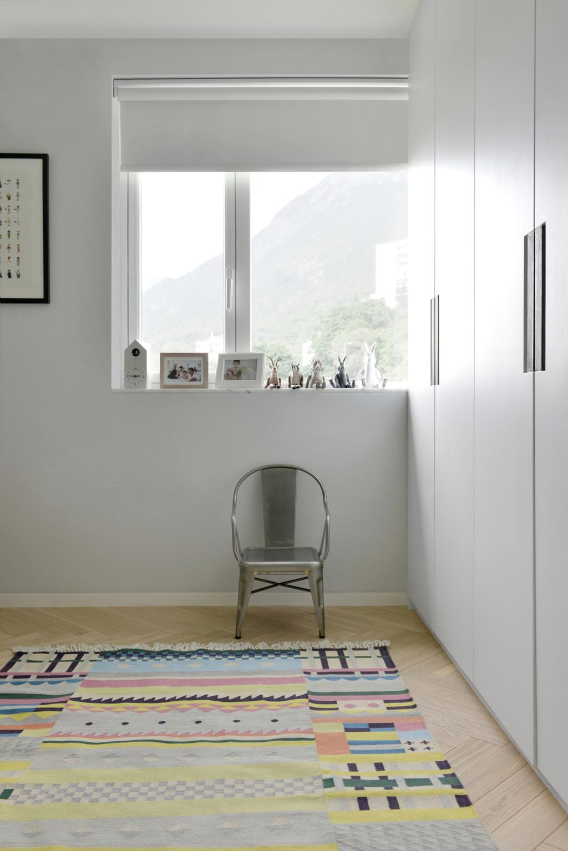 北歐, 私家樓, 睡房, 薄扶林, 室內設計師, hoo, 摩登, Chair, Furniture