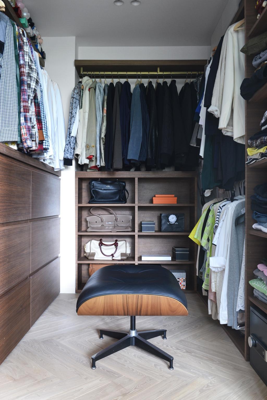 北歐, 私家樓, 睡房, 薄扶林, 室內設計師, hoo, 摩登, Wardrobe, Dresser