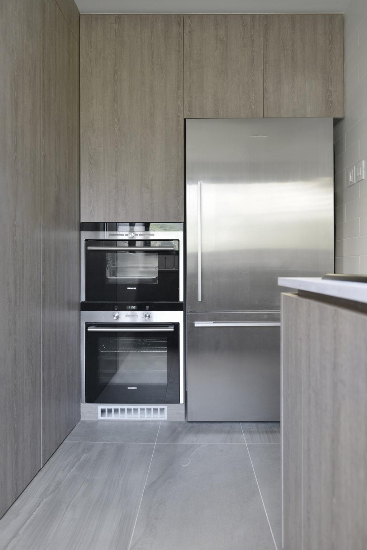 北歐, 私家樓, 廚房, 薄扶林, 室內設計師, hoo, 摩登, Appliance, Electrical Device, Oven