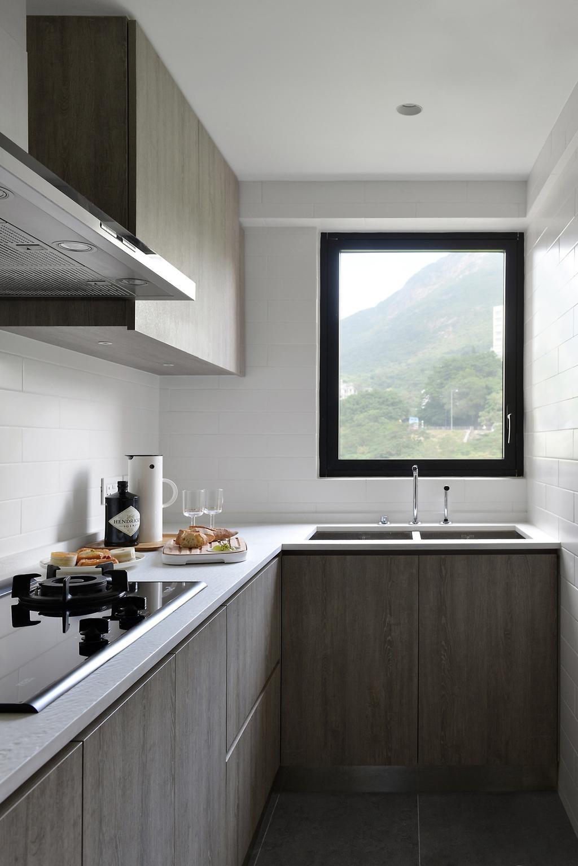 北歐, 私家樓, 廚房, 薄扶林, 室內設計師, hoo, 摩登