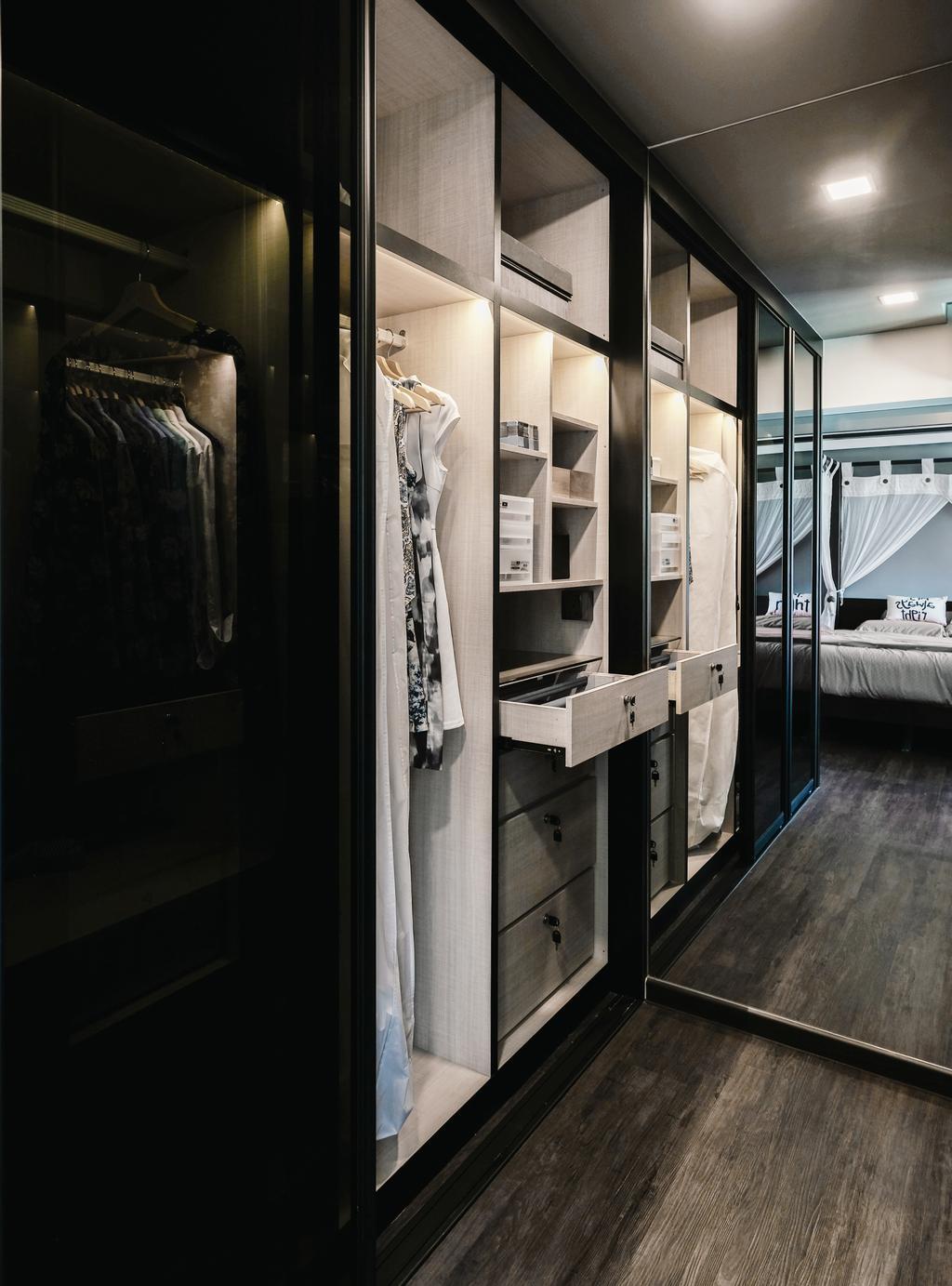 HDB, Keat Hong Close, Interior Designer, Lemonfridge Studio, Building, Hostel, Housing, Drawer, Furniture, Shelf