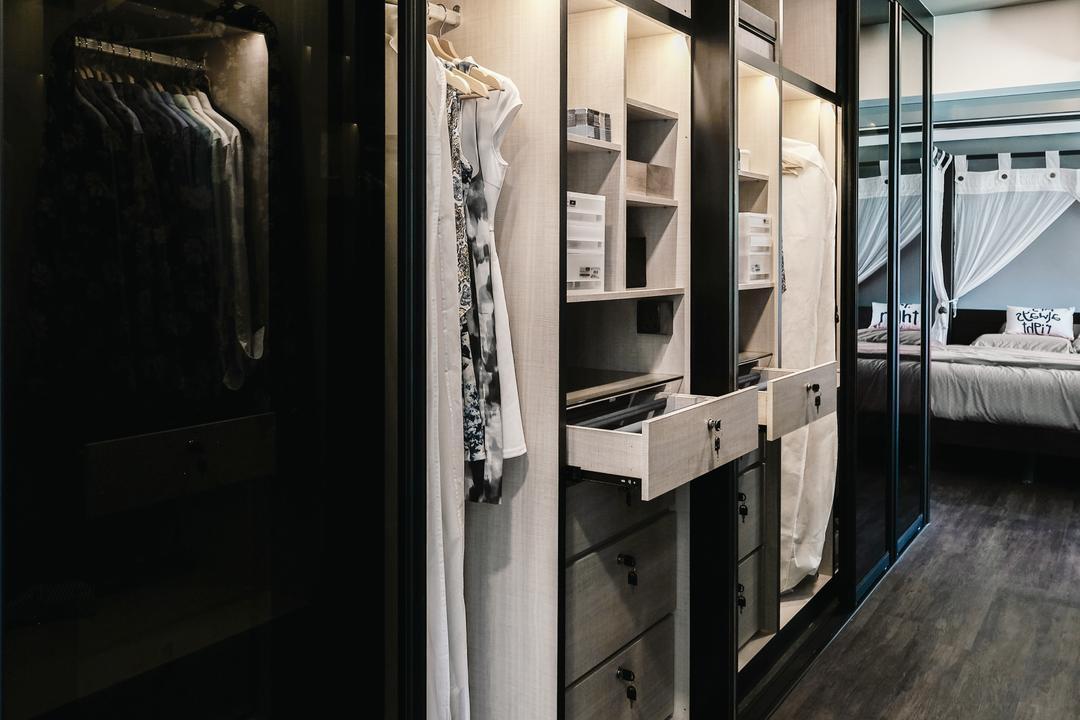 Keat Hong Close, Lemonfridge Studio, HDB, Building, Hostel, Housing, Drawer, Furniture, Shelf