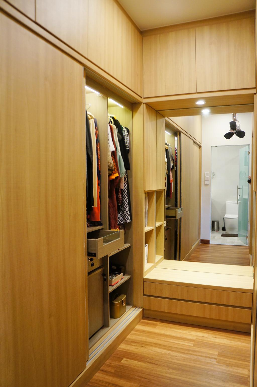 Modern, Condo, Mandarin Gardens, Interior Designer, AgcDesign, Appliance, Electrical Device, Oven, Bathroom, Indoors, Interior Design, Room