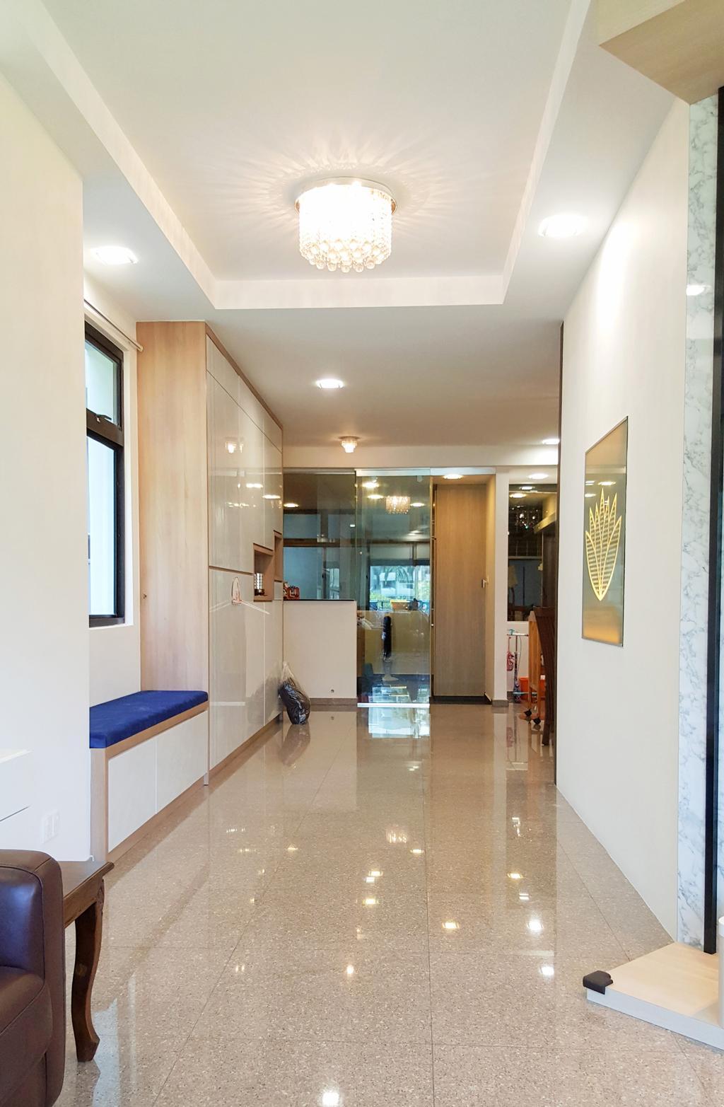 Modern, Condo, Mandarin Gardens, Interior Designer, AgcDesign