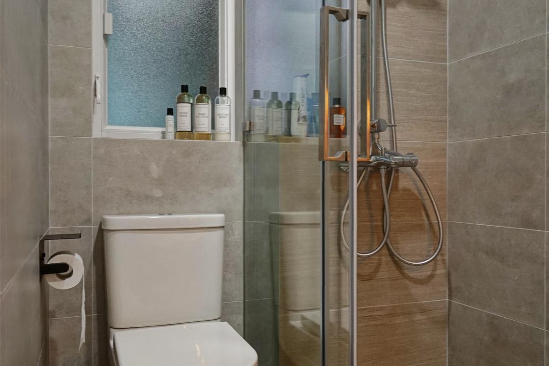 西環, wonderwonder, 簡約, 浴室, 私家樓, Cabinet, Furniture, Medicine Chest
