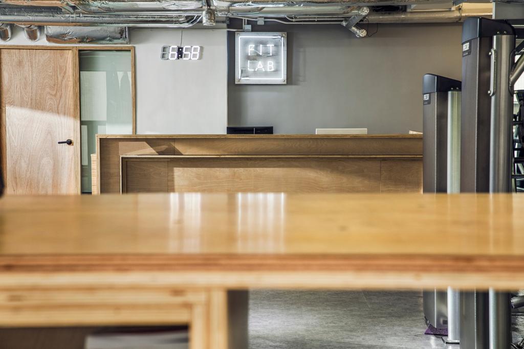 FIT LAB, 商用, 室內設計師, wonderwonder, Dining Table, Furniture, Table