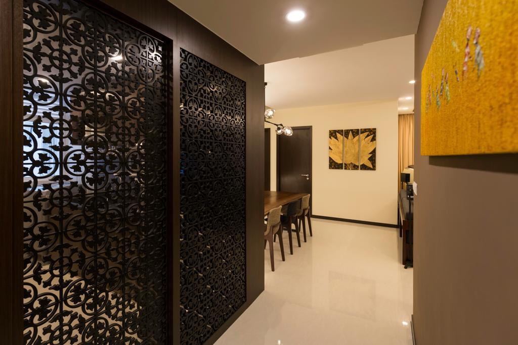 Modern, Condo, Lake Life, Interior Designer, The Orange Cube, Dining Table, Furniture, Table