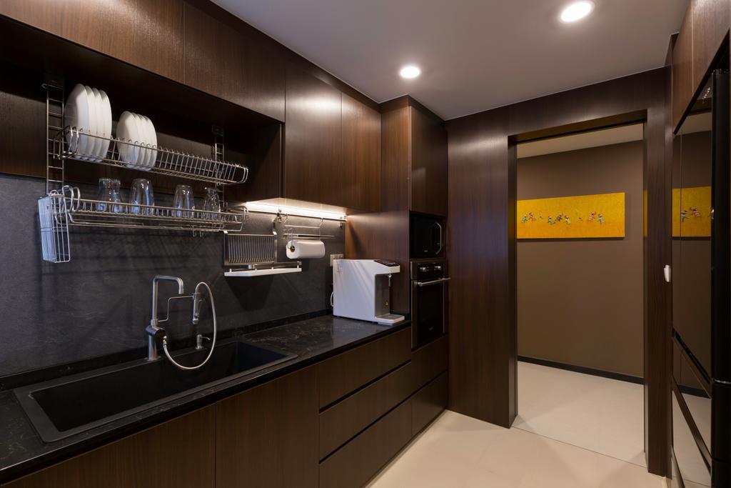 Modern, Condo, Kitchen, Lake Life, Interior Designer, The Orange Cube