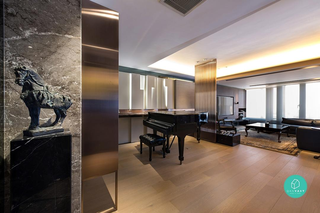 Luxury Home Designs in Hong Kong
