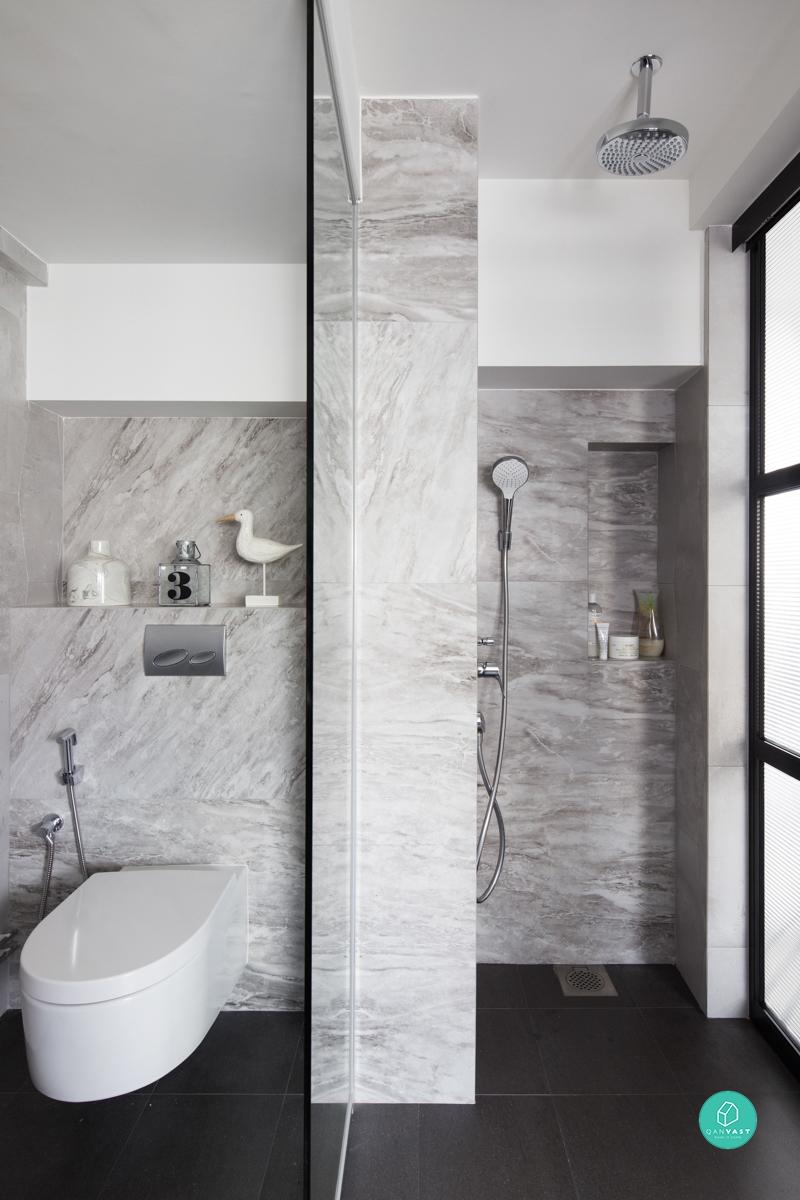 8 Fantastic Bathrooms to Kickstart Your Day | Qanvast