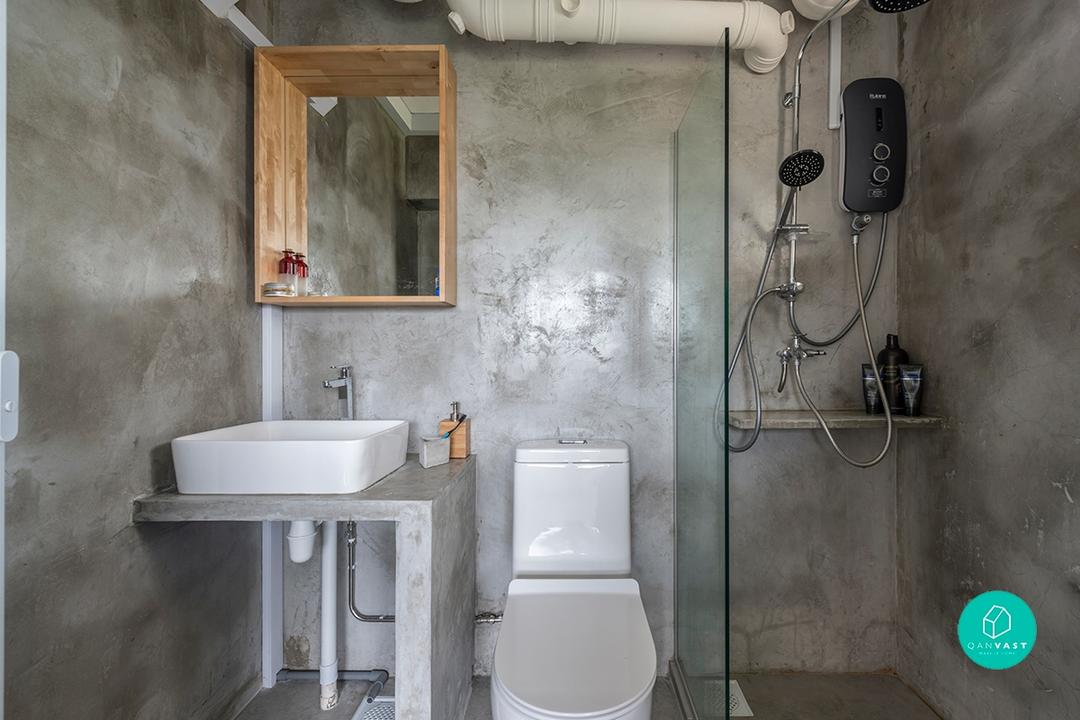 Renovation Journey Screed Creed