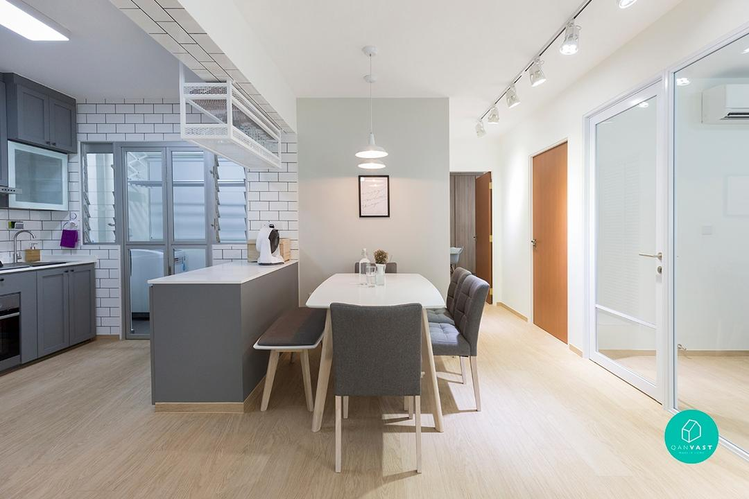 Connect with renovators and interior designers in Singapore