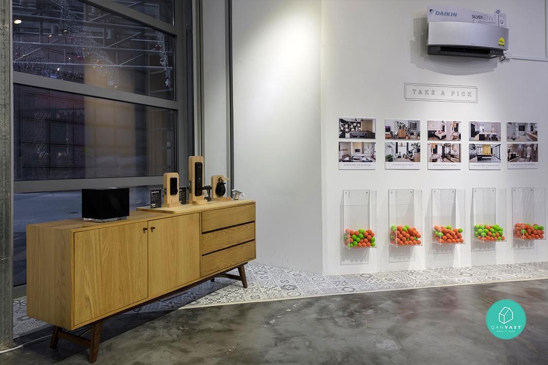 Qanvast Suntec New Store Opening