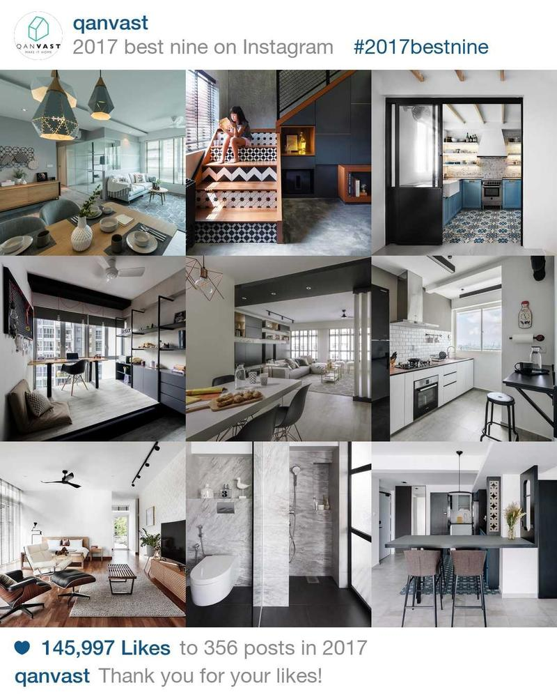 Most Popular Home Trends 2017
